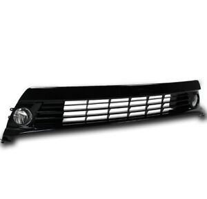 Bumper Driving Chrome Led Fog Light W lower Grille switch For 12 15 Toyota Prius