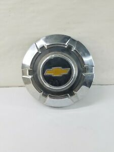 Vintage 1967 1978 Chevrolet Truck 3 4 1 Ton Dog Dish Stainless Steel Hubcap