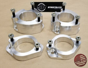 Streetrays 2 Front Rear Billet Leveling Spacers Lift Kit Fits Element 03 11