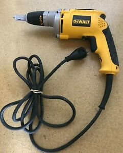 Dewalt Dw272 4000rpm Variables Speed Drywall Screw Gun C770