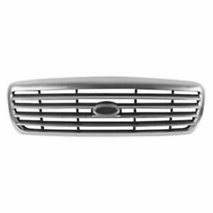 New Genuine Ford Crown Victoria Grille Assembly Radiator Oe 6w7z8200ba