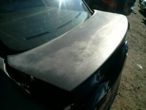 Trunk hatch tailgate Sedan Without Spoiler Fits 07 09 Mazda 3 3200451