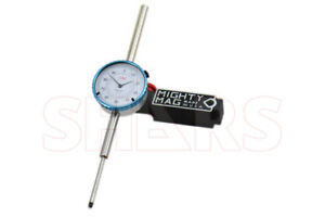 Mighty Mag 400 1 Universal Magnetic Base 0 2 Dial Indicator Usa