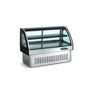 Kool it Counter Top Refrigerated Display Case Deli Bakery Coffee Shop