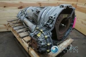 6 speed Automatic Zf Transmission Bentley Continental Gt Gtc Flying Spur 2003 11