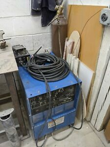 Miller Syncrowave 250 Tig Welder Cc Ac dc Welding Power Source