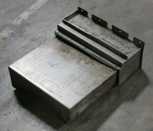 Kitamura Mycenter 2x Right X Axis Way Cover Approx 16 X 14 5