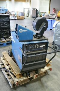 Miller Dimension 452 Drive Roll Feeder Mig Welder