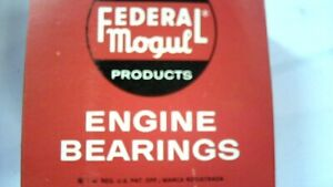 Engine Bearings 215 Buick Oldsmobile Pontiac Mains 030 Over 4096m