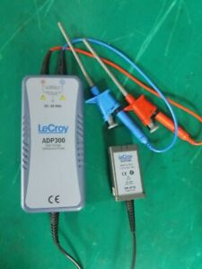 Lecroy Adp300 Probe Differential 1400v 20mhz High voltage Differential Probe