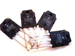 2sc3306 Npn For Switching Regulator And High Voltage By Toshiba Lot Of 10