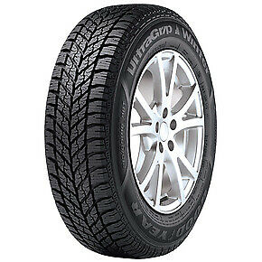 Goodyear Ultra Grip Winter 235 55r17 99t Bsw 4 Tires