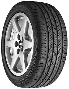 Continental Contiprocontact 245 40r17 91h Bsw 2 Tires