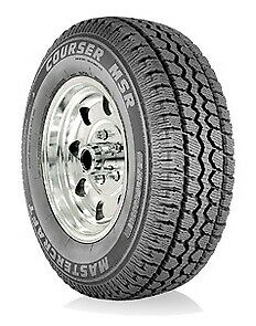 Mastercraft Courser Msr 255 65r16 109s Bsw 2 Tires