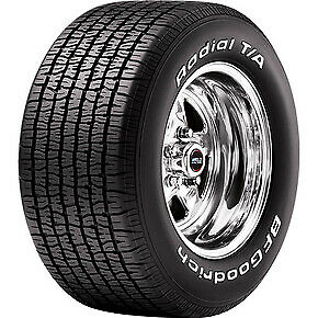 Bf Goodrich Radial T a P245 60r14 98s Wl 1 Tires