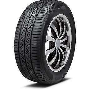 Continental Truecontact Tour 205 55r16 91h Bsw 2 Tires