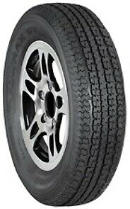 Power King Towmax Str Ii St215 75r14 C 6pr 4 Tires