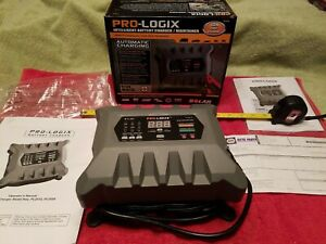 Solar Pro logix Intelligent Battery Charger 10a Fast Charge 6 12v10 6 2a Pl2310