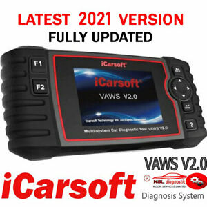 Latest Icarsoft Vaws V2 0 For Audi Vw Seat Skoda Professional Diagnostic Tool