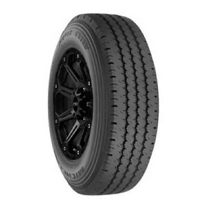2 lt215 85r16 Michelin Xps Rib 115 112q E 10 Ply Bsw Tires