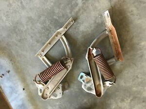 Vintage Chevy Impala Hood Hinges With Springs Mm