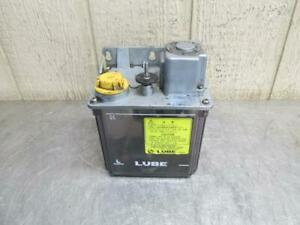 Lube Corp Mmxl iii Automatic Oil Lube Lubrication Pump Oiler 1 0cc