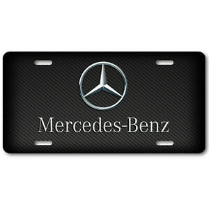 Chevy Chevrolet Bow Tie Carbn Fiber Aluminum License Plate Tag Unique Design