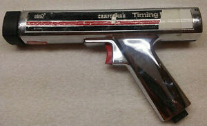 Craftsman Inductive Timing Light Made In Usa 282134 61213400 Light Only