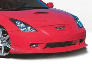 Vis W Type Front Lip For 00 02 Toyota Celica 2dr 890466