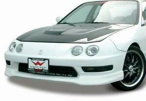 Vis Type R Front Lip For 94 97 Acura Integra 2dr 4dr 890152