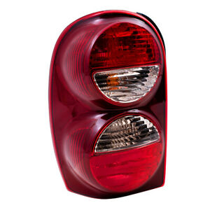 Tail Light Assembly For 05 07 Jeep Liberty Driver Side W O Tail Lamp Guard
