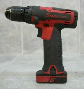 Snap On Cdr761a 3 8 Drill Driver W Battery