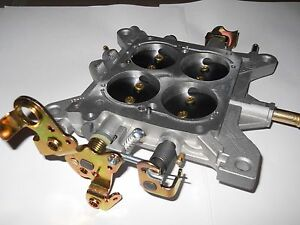 Holley 650 800 Cfm Double Pumper Complete Base Plate Assembly Square Bore