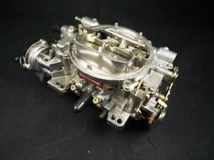Edelbrock 1400 600cfm Carburetor W electric Choke 50 State Smog Legal Almost Gnu