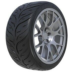 Federal 595 Rs Rr 245 40r17 91w Bsw 2 Tires