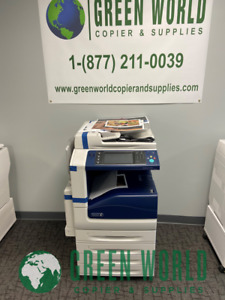 Xerox Workcentre 7835 Color Low Meter New Supplies