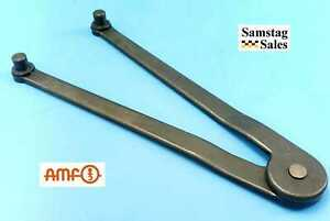 Amf 40915 Adjustable 12mm Pin Wrench 758 22 125x12mm