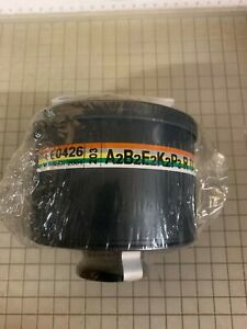 Ultimate Nbc Cbrn Gas Mask Filters 40mm Nato Brand New sealed Exp 07 2025