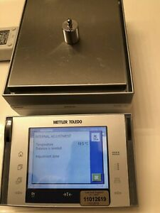 Mettler Toledo Xp4002 s Balance 4 1 Kg 0 01g New Tested Auto Cal fact Deal