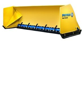 12 Is12l Pro Tech Snow Pusher New Plow Steel Edge Loader Protech