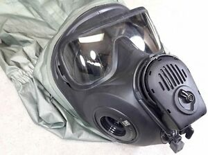 Avon Fm53 Cbrn nbc Gas Mask Ultimate 40mm Nato Kit Commercial System Brand New