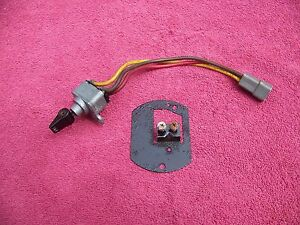 1969 Chrysler Newport Convertible Top Switch Original Used