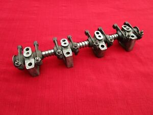 Complete Clean Oem Rocker Shaft Arm Assembly For Mga 1500 1600 And 1622 Engines