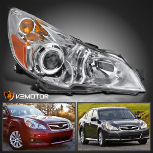 For Passenger Rh 2010 2014 Subaru Legacy Outback Replacement Projector Headlight