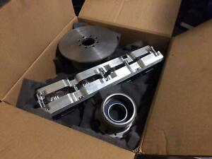 Amg Lysholm Supercharger Flanges Adaptor Kit For Bmw M62 60 V8