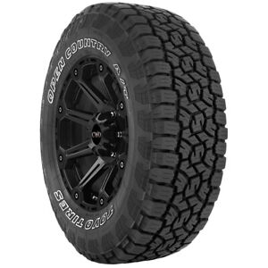 4 P215 75r15 Toyo Open Country A T Iii 100t Sl 4 Ply White Letter Tires