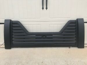 15 19 Ford Stromberg Carlson 5th Wheel Louvered Tailgate F150 15 19 F250 F350