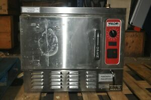 Vulcan C24ea3 Electric Countertop Steamer Steam Oven Holds 3 12 wx20 dx2 h Pans