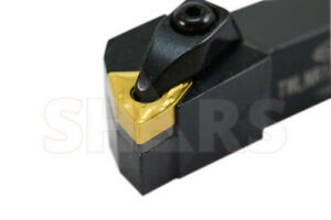 Shars 3 4 Twlnr T type Clamp Indexable Right Hand Turning Tool Holder Wnmg P