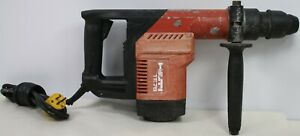 Hilti Te75 Rotary Combidrill Corded 115v Concrete Hammer Drill With Side Handle